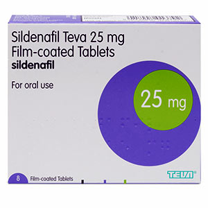Sildenafil-Teva-25mg-package-front-view