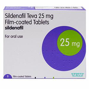 Sildenafil-Teva-25mg-package-front-view