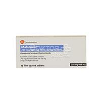 Malarone-tablets