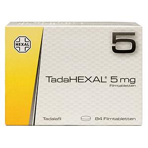 TadaHEXAL-5mg-packung-vorderansicht