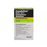 Buy Condyline Genital Warts Treatment Online