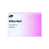 Buy Utovlan Period Delay Tablets with prescription