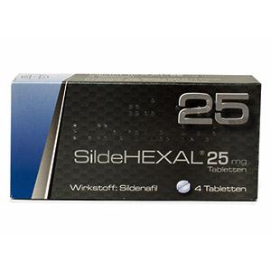 SildeHEXAL-25mg-packung-vorderansicht