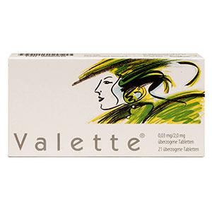 Valette-1-monate-packung-vorderansicht