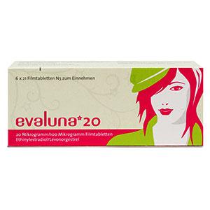 Evaluna 20/30 Erfahrungen - die Erfahrung mit der Pille