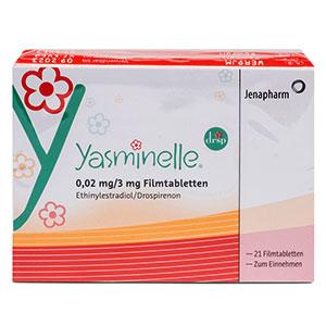 Yasminelle-6-monate-packung-vorderansicht