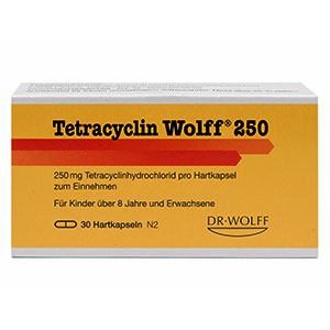 Tetracyclin-Wolff-250mg-packung-vorderansicht